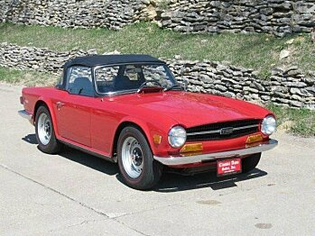 1970 Triumph TR6 for sale 100751809