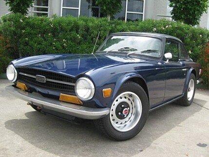 1970 Triumph TR6 for sale 100825388