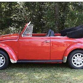 1970 Volkswagen Beetle Convertible for sale 100863521