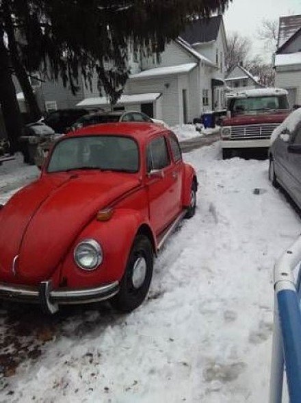 1970 Volkswagen Beetle for sale 100853466