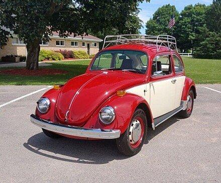 1970 Volkswagen Beetle for sale 100881310