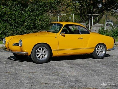 1970 Volkswagen Karmann-Ghia for sale 100868821