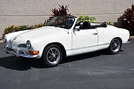 1970 Volkswagen Karmann-Ghia for sale 100896468