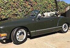 1970 Volkswagen Karmann-Ghia for sale 100946357