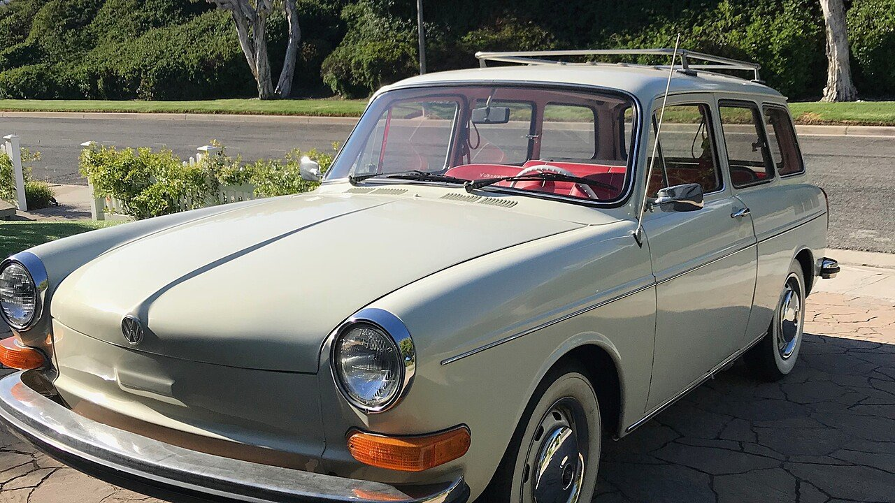 1970 Volkswagen Squareback for sale 100998672
