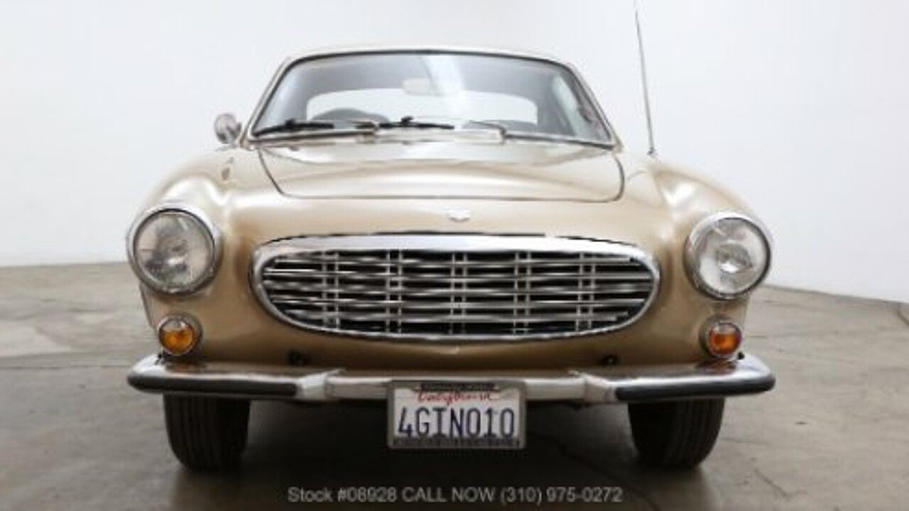 1970 Volvo P1800 for sale near Los Angeles, California 90063 ...