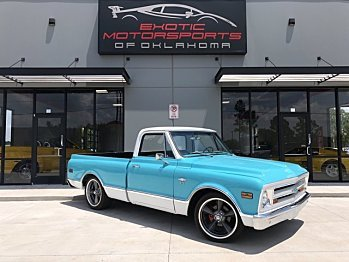 1970 chevrolet C/K Truck for sale 101009986