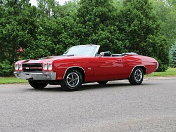 1970 chevrolet Chevelle for sale 101017820