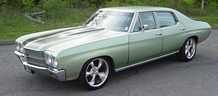 1970 chevrolet Chevelle for sale 100977762