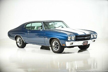 1970 chevrolet Chevelle for sale 101009909