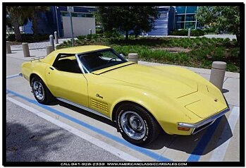 1970 chevrolet Corvette for sale 100791236