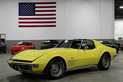 1970 chevrolet Corvette for sale 101038928