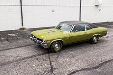 1970 chevrolet Nova for sale 100985158