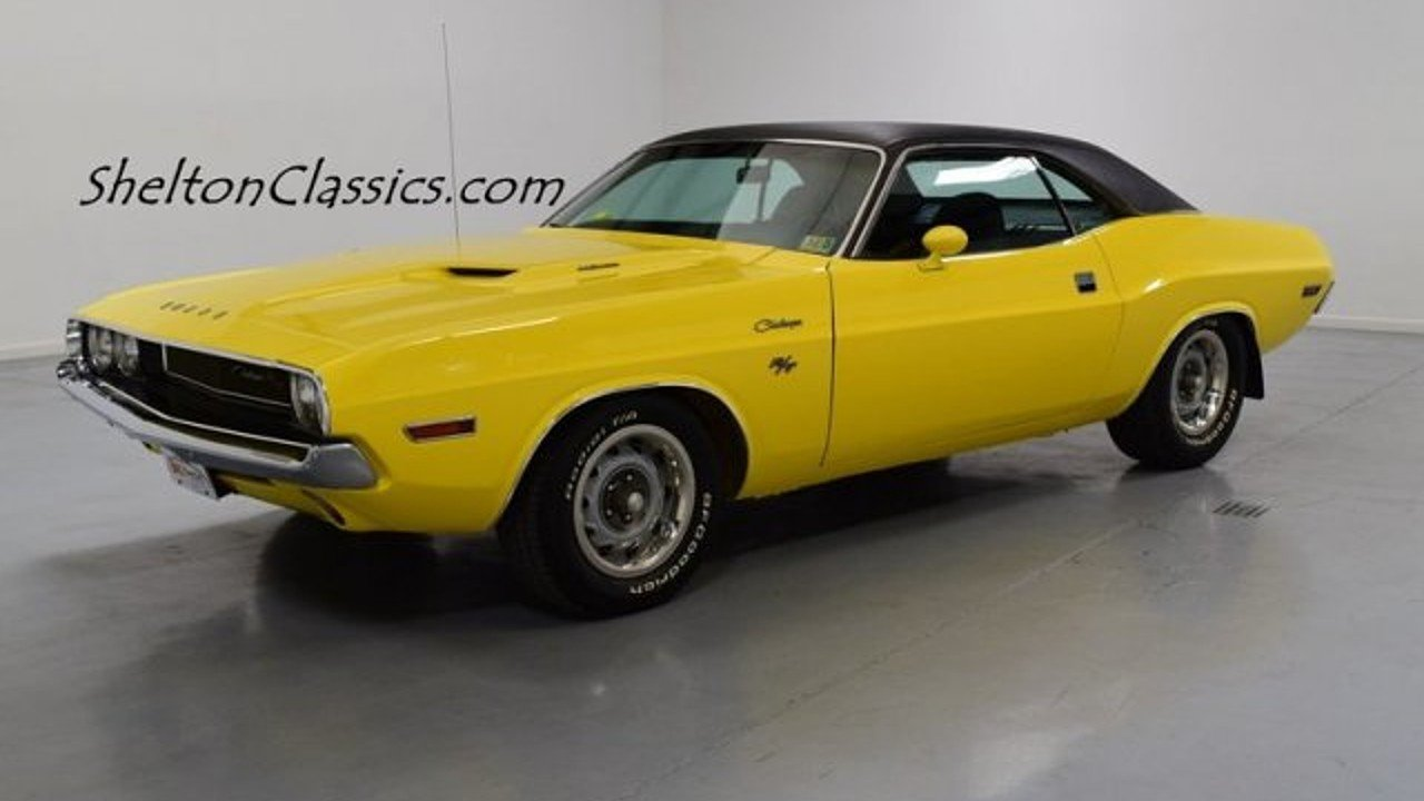 1970 dodge Challenger R/T for sale 100974836