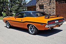 1970 dodge Challenger for sale 100912221