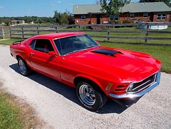 1970 ford Mustang for sale 101020875