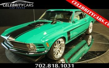 1970 ford Mustang for sale 100834663