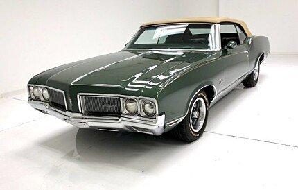 1970 oldsmobile Cutlass for sale 101031056