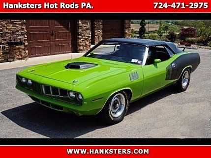 1970 plymouth CUDA for sale 100912216