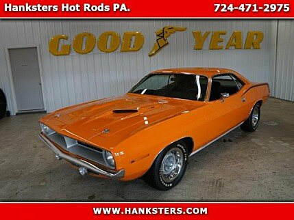 1970 plymouth CUDA for sale 101019317