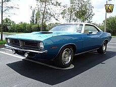 1970 plymouth CUDA for sale 101039076
