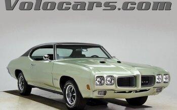 1970 pontiac GTO for sale 100974064
