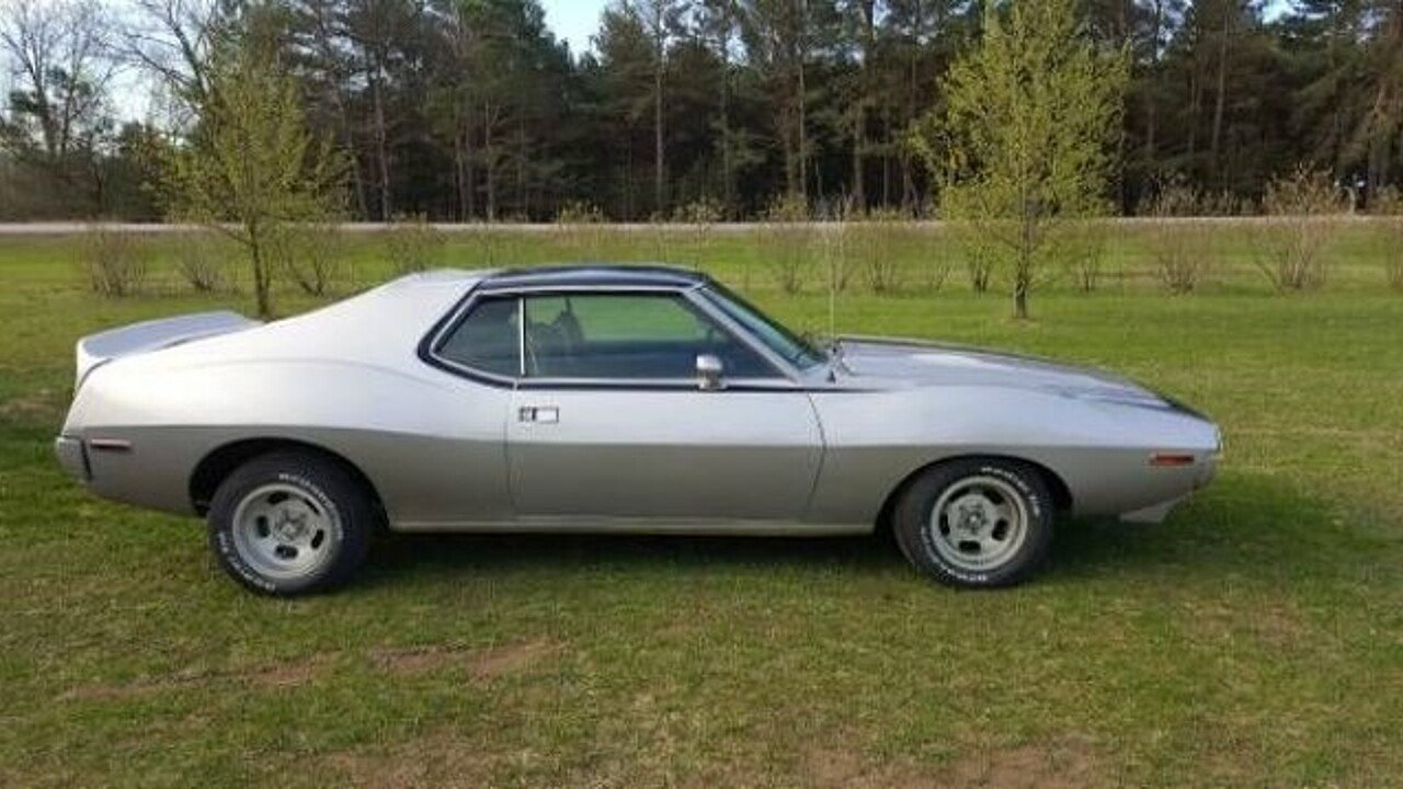 1971 AMC Javelin for sale near Cadillac, Michigan 49601 - Classics ...