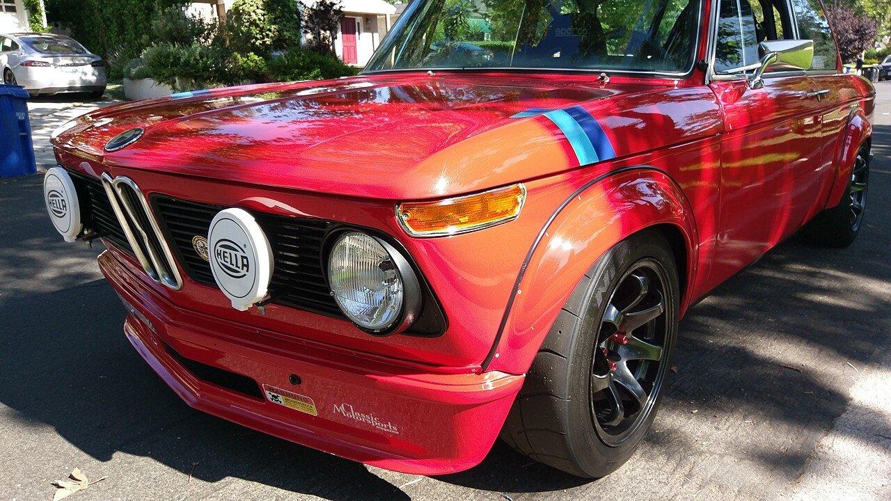 1971 BMW 2002 for sale near Studio City, California 91604 - Classics ...