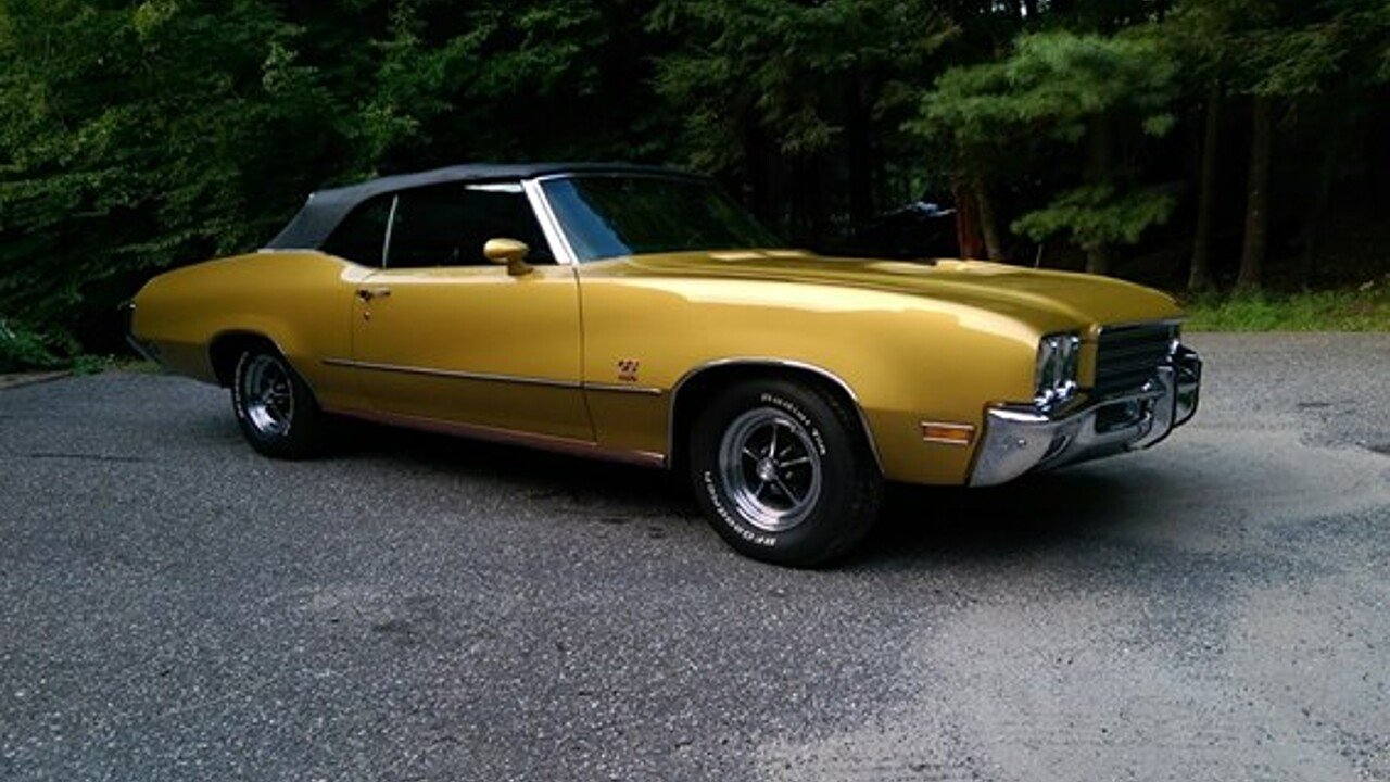 1971 Buick Gran Sport for sale 100880696