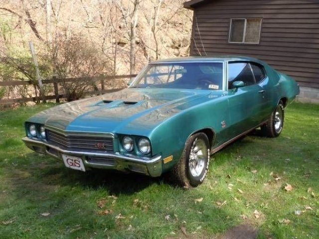 Superior 1971 Buick Gran Sport For Sale 100824928