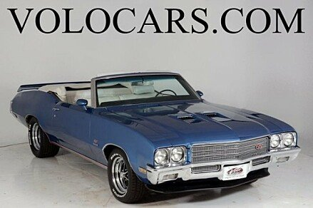 1971 Buick Gran Sport for sale 100841767
