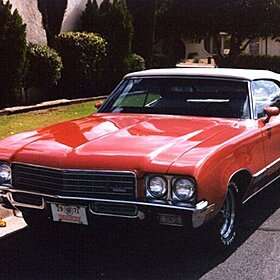 1971 Buick Skylark for sale 100742702