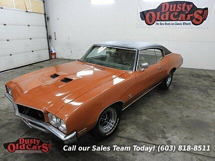 1971 Buick Skylark for sale 100743510