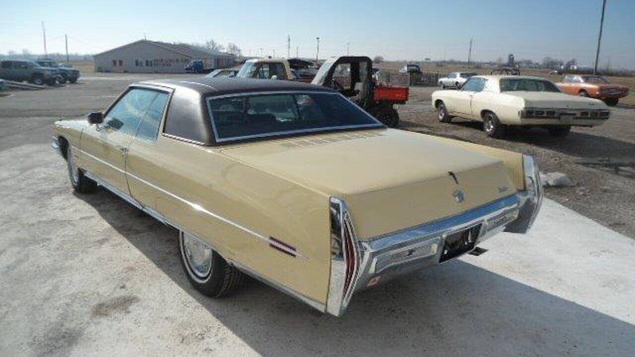 1971 Cadillac De Ville for sale near Staunton, Illinois 62088 ...