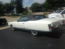 1971 Cadillac Eldorado for sale 100840620