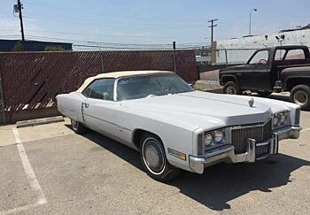 1971 Cadillac Eldorado for sale 100791784