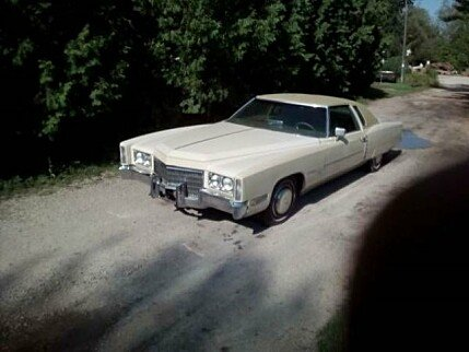 1971 Cadillac Eldorado for sale 100824906