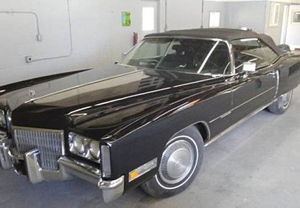 1971 Cadillac Eldorado for sale 100881614