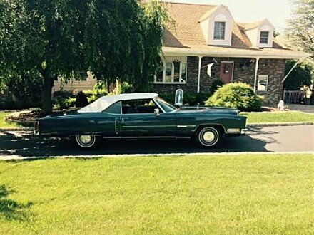 1971 Cadillac Eldorado for sale 100894934