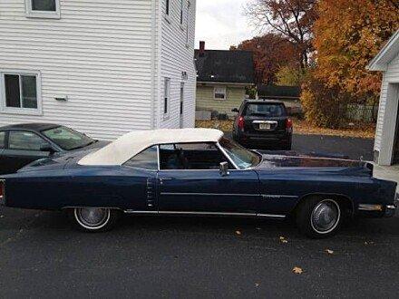 1971 Cadillac Eldorado for sale 100895827