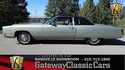 1971 Cadillac Eldorado for sale 100919914