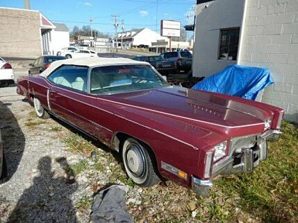 1971 Cadillac Eldorado for sale 100946069