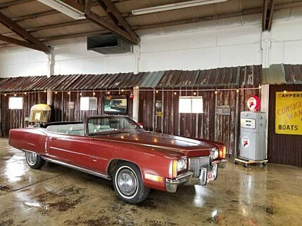 1971 Cadillac Eldorado for sale 100957028