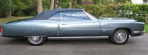 1971 Cadillac Eldorado Convertible for sale 100976297