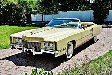 1971 Cadillac Eldorado for sale 100979235