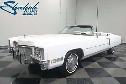 1971 Cadillac Eldorado for sale 100985808
