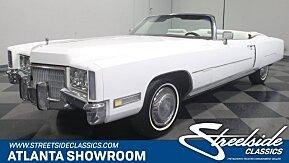 1971 Cadillac Eldorado for sale 100985808