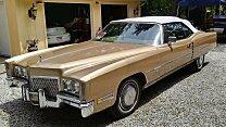 1971 Cadillac Eldorado Convertible for sale 100994665