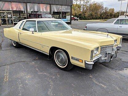 1971 Cadillac Eldorado for sale 101051591