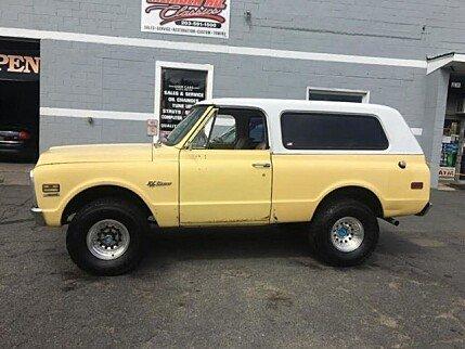 1971 Chevrolet Blazer for sale 100832544